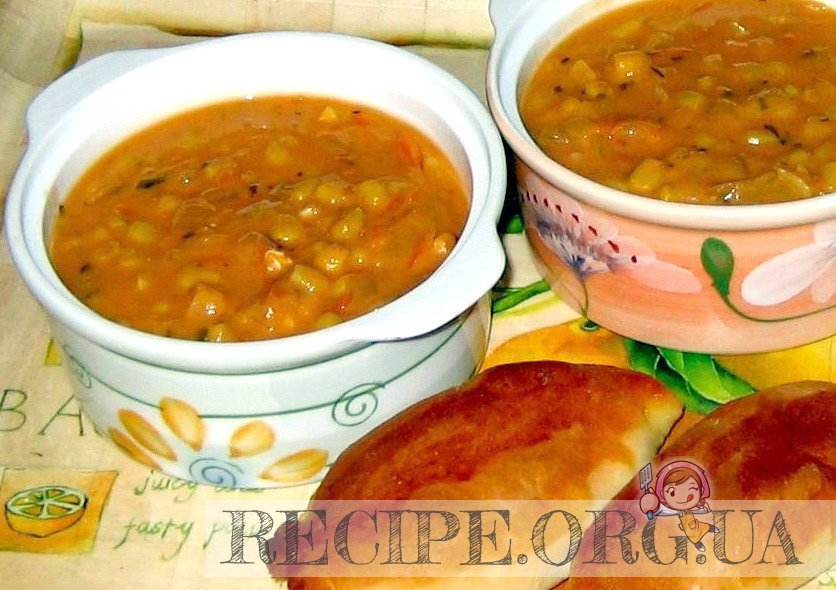 рецепт первые блюда с фото