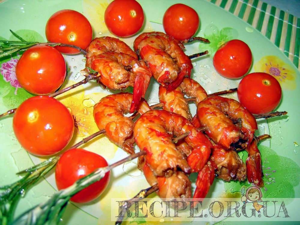 Рецепты горячих блюд из морепродуктов с фото