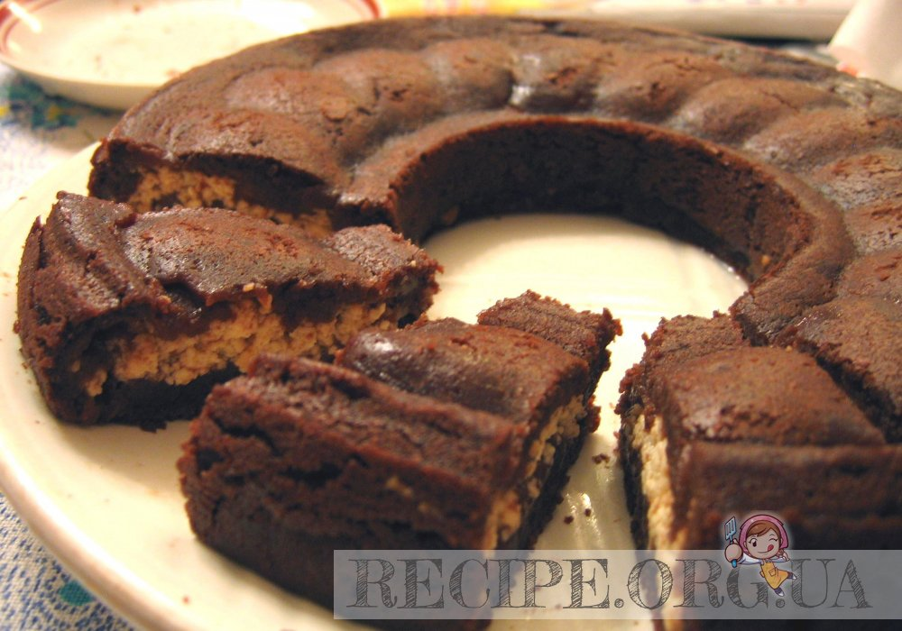 кекс с творогом с рецепт с фото