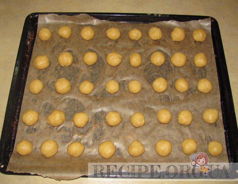 медовые шарики рецепт