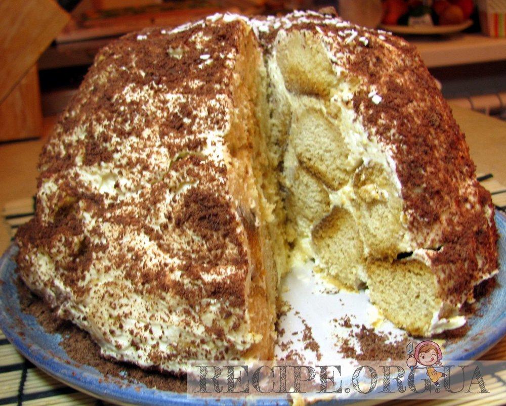 Рецепт Медовый торт «Золотые шарики» с фото