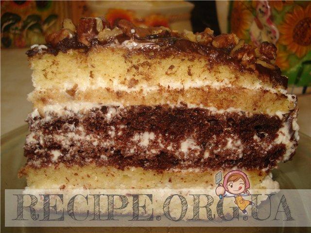 сметанник торт рецепт с фото простой